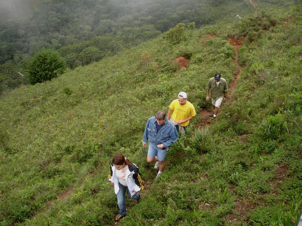 Trekking com a OffRoadTour.com.br